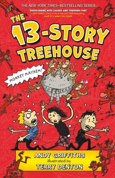 Bookjacket for The 13-story treehouse