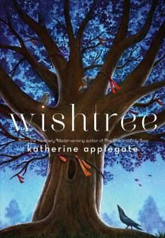 Bookjacket for  Wishtree