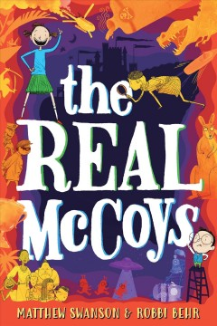 Bookjacket for The Real McCoys