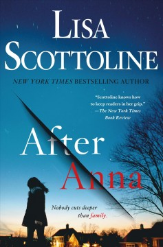 Bookjacket for  After Anna