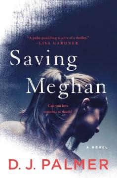 Bookjacket for  Saving Meghan