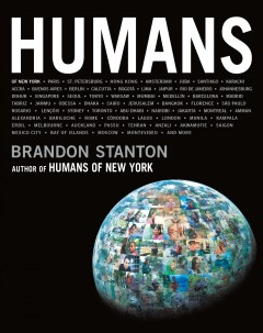 Bookjacket for  Humans