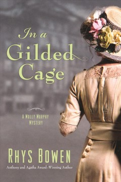 bookjacket for In a gilded cage