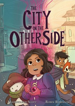 Bookjacket for The city on the other side