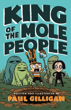 Bookjacket for  King of the Mole People