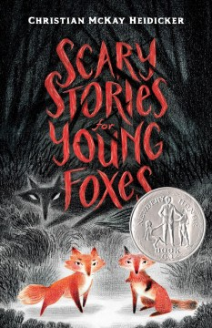 Bookjacket for  Scary Stories for Young Foxes
