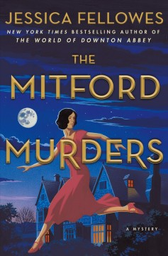 Bookjacket for The Mitford murders