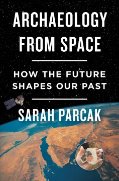 bookjacket for Archaeology from space