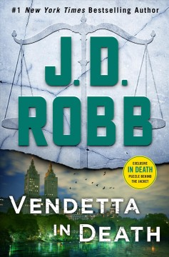 Bookjacket for  Vendetta in death