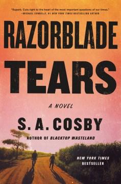 Bookjacket for  Razorblade Tears
