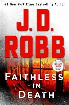 Bookjacket for  Faithless in death