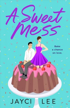 Bookjacket for A sweet mess