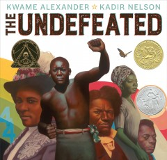 Bookjacket for The Undefeated