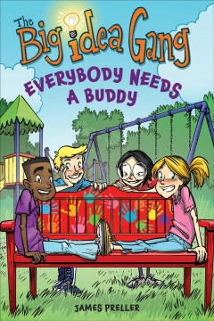 Bookjacket for  Everybody needs a buddy