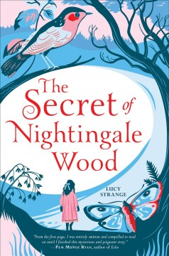 Bookjacket for The secret of Nightingale Wood