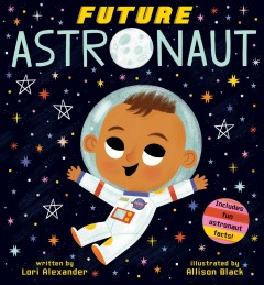Bookjacket for  Future astronaut