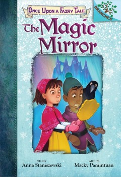 Bookjacket for The Magic Mirror