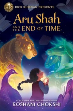 Bookjacket for  Aru Shah and the end of time