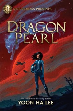 Bookjacket for  Dragon Pearl