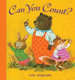 Bookjacket for  Can You Count?
