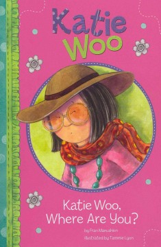 Bookjacket for  Katie Woo, Where Are You?
