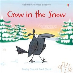 Bookjacket for  Crow in the snow