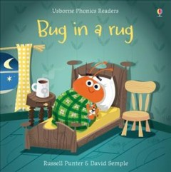 Bookjacket for  Bug in a rug