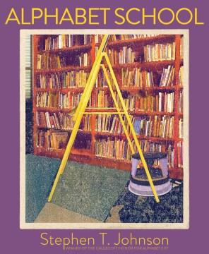 Bookjacket for  Alphabet school