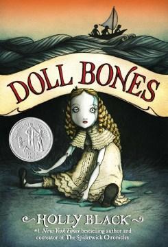 Bookjacket for  Doll Bones