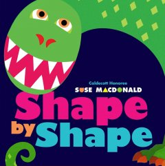 Bookjacket for  Shape by Shape