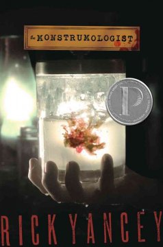 Bookjacket for The Monstrumologist