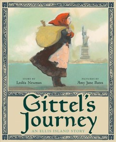 Bookjacket for  Gittel's journey