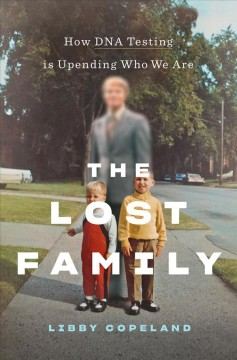 Bookjacket for The lost family
