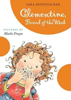 Bookjacket for  Clementine, Friend of the Week