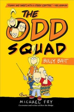 Bookjacket for The Odd Squad : Bully Bait