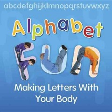 Bookjacket for  Alphabet fun