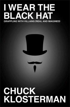Bookjacket for  I wear the black hat