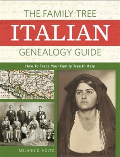 Bookjacket for The Family Tree Italian genealogy guide