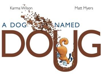 Bookjacket for A Dog named Doug