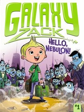 Bookjacket for  Hello, Nebulon!