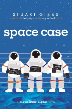 Bookjacket for  Space case