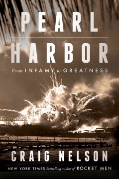 bookjacket for Pearl Harbor