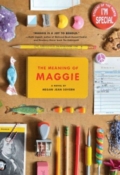 Bookjacket for The Meaning of Maggie