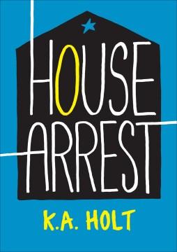 Bookjacket for  House Arrest