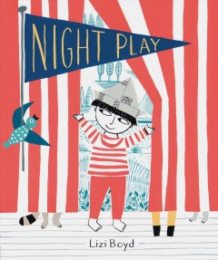 Bookjacket for  Night play