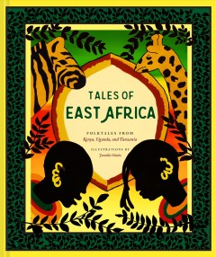 Bookjacket for  Tales of East Africa