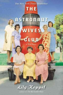 Bookjacket for The astronaut wives club