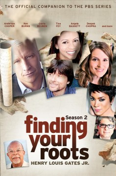 Bookjacket for  Finding your roots, season 2 : the official companion to the PBS series