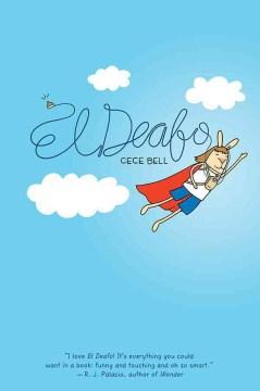 Bookjacket for El Deafo
