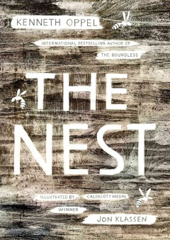 Bookjacket for The Nest
